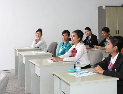 Bahasa Inggris Bisnis Karyawan di Semarang